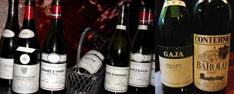 ワインの時間 {フランスワイン、イタリアワインを中心に}
